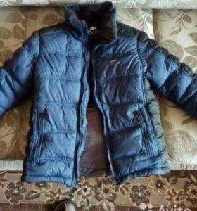 Куртка ьеплая