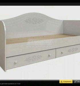 кровать детская 800×1600