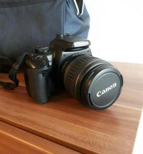 Зеркальный фотоаппарат Canon 400D EOS