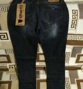 Новые женские джинсы 27р