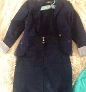 школьный пиджак