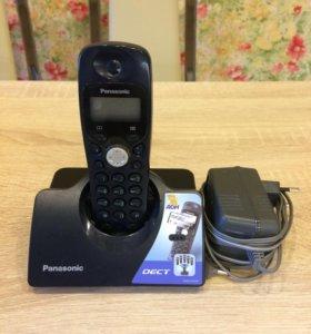 Цифровой беспроводной телефон. Модель: KX-TCD435RU