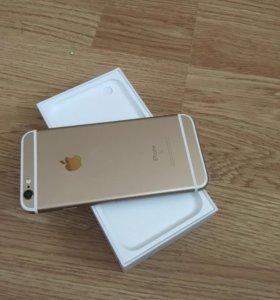 iPhone 6s,16gb gold