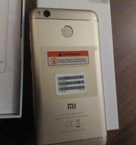 Xiaomi Redmi 4x(3/32) Абсолютно новый
