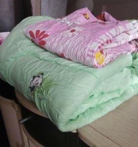 Детское одеяло, постельное белье