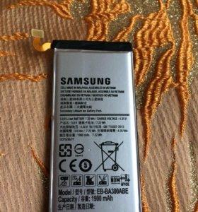 Новая батарейка на Самсунг