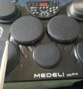 Электронная барабанная установка