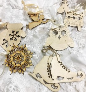 Деревянные игрушки и изделия