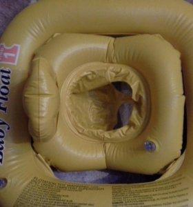 Надувной кресло для плавания ребенка от 2 до 3 лет