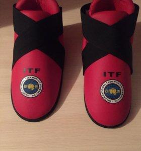 Футы (ITF) тхэквондо