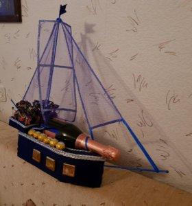 Корабль-подарок