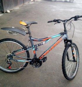 Горный велосипед Forward benfica 1.0.