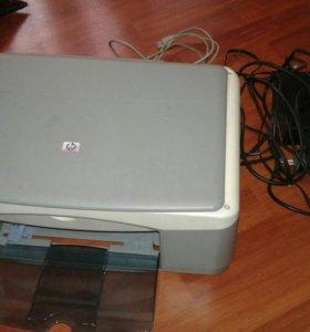 Принтер,сканер,ксерокс 3 в 1!!
