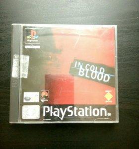 In Cold Blood (Playstation 1) лицензия