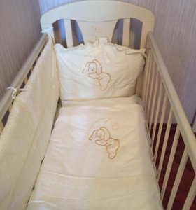 Кроватка+балдахин