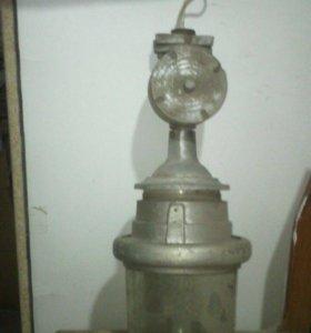 Взрывобезопасный фонарь с Б.цоколем
