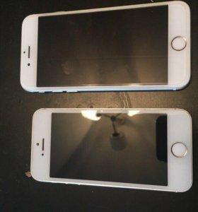 iPhone 5s и 6
