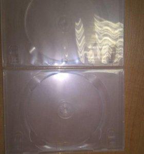 Коробка для CD/DVD диска