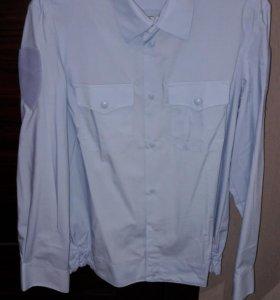 Рубашка мужская полиции