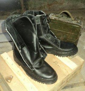 Армейские ботинки, новые!!!