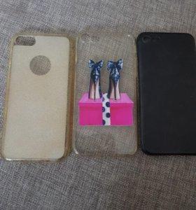 Б/у чехлы для IPhone 7