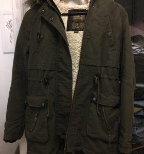 Парка (куртка) Bershka