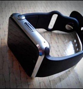 Умные часы (Tiroki W8 Black)