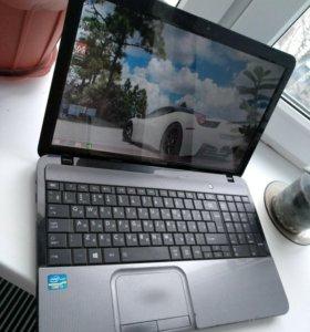 Игровой ноутбук Toshiba C850D на i5