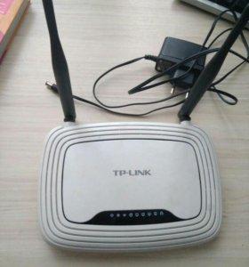 Продам роутер TP-LINK TL-WR841N .