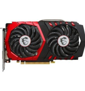 Видеокарта MSI GeForce GTX 1050 Ti GAMING X