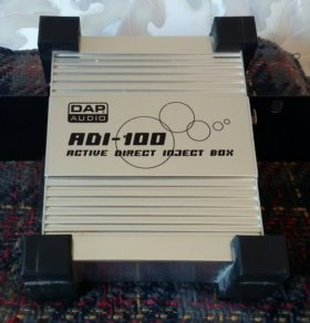 Active Direct Inject Box ADI-100