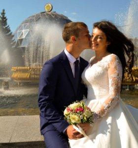фотограф-видеооператор на свадьбу, видеосъемка