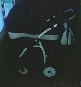 Детская коляска Indigo Camila 2в1 2016 г.