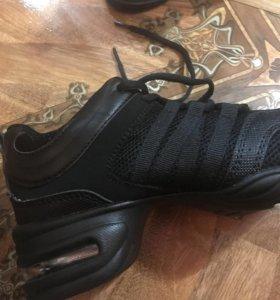 Новые кроссовки для танцев