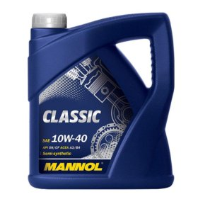 MANNOL CLASSIC 10W40 п/с 4л