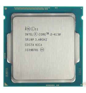 Процессор Intel Core i3-4130 Haswell 3400MHz