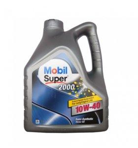 MOBIL SUPER 2000 10W40 п/с 4л