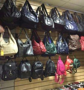 Чемоданы, сумки женские, мужские, зонты -женские,м