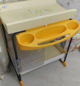 Пеленальный столик Bebe Confort Pti ba