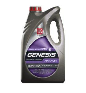 Лукойл-Genesis Advanced 10w40 4л
