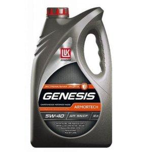 Лукойл-Genesis Armortech 5w40 4л