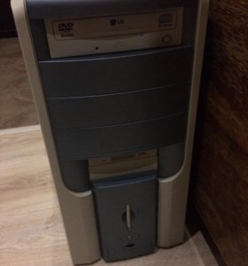 Компьютер(системный блок)