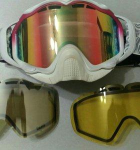Снегоходные, сноубордические очки 509 SINISTER