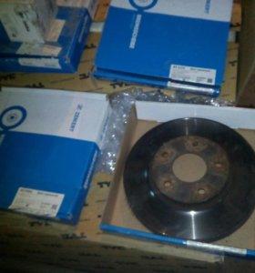 Тормозные диски nissan primera p12