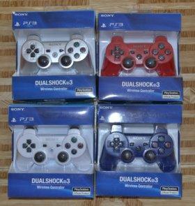 Джойстик ps3 геймпад Sony Playstation 3 Цветные