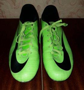 Бутсы Nike mercurial fortex