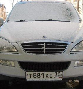 автомобиль САНЬЕНГ КАЙРОН