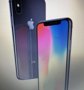 iPhone X 256ГБ SPACE GRAY