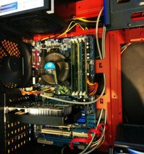 i5, RX 460 2GB, 8GB Ram, 250 Hdd