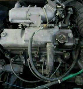 Двигатель ВАЗ 2110 8 кл инжектор